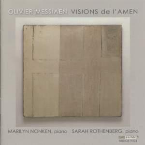 Messiaen: Visions de l'Amen for 2 pianos