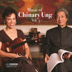 Music of Chinary Ung Volume 3