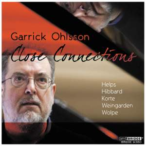 Garrick Ohlsson: Close Connections