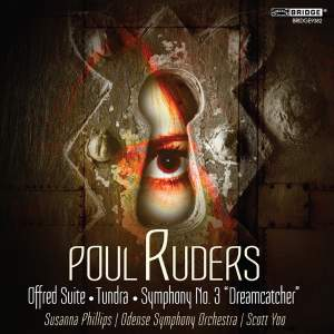 The Music of Poul Ruders, Volume 8