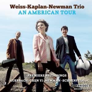 Weiss-Kaplan-Newman Trio: An American Tour