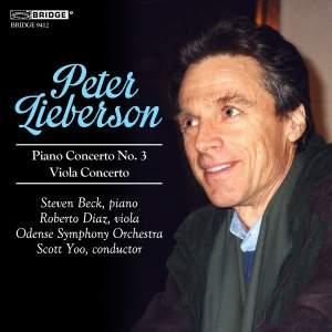 Peter Lieberson: Piano Concerto No. 3