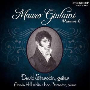 Mauro Giuliani Volume 2