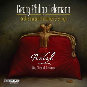 Telemann: Double Concerti for Wind & Strings