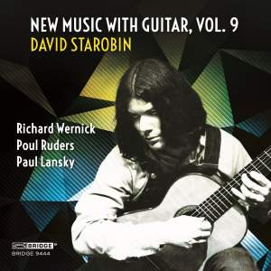New Music with Guitar Volume 9