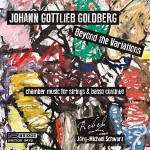 Johann Gottlieb Goldberg: Beyond the Variations Product Image