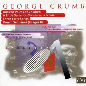 Music of Our Time, Vol. 3: George Crumb