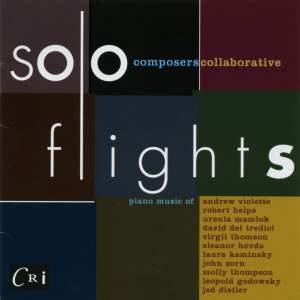 Composers Collaborative: Solo Flights