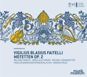 Motets from Octo Dulcisona Modulamina, Op. 2 Product Image