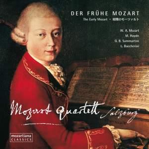 Der frühe Mozart: The Early Mozart