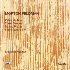 Morton Feldman - Piano Works