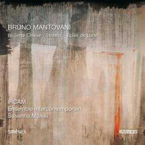 Mantovani, B: La Sette Chiese, etc.