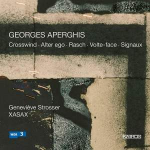Georges Aperghis - Chamber Works