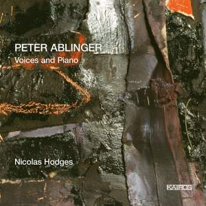 Ablinger: Voices and Piano