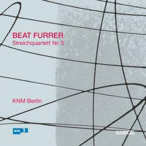 Furrer: String Quartet No. 3