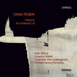 Yann Robin: Vulcano, Art of Metal I & Art of Metal III Product Image