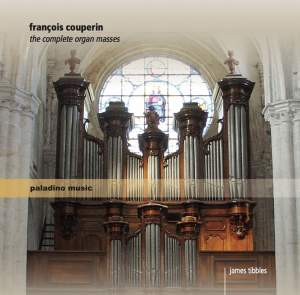 Couperin: The Complete Organ Masses Product Image