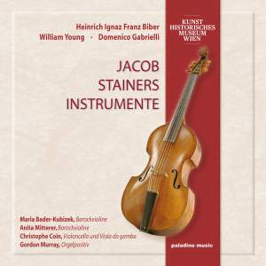 Jakob Stainer's Instruments Product Image