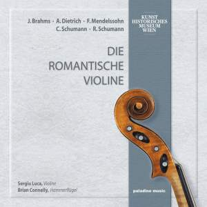 The Romantic Violin Product Image