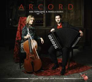 Arcord: Inspired by Songs & Dances Product Image
