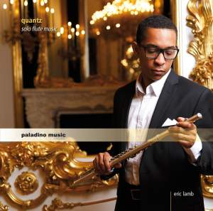 Quantz: Solo Flute Music