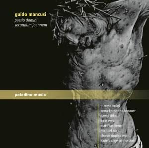 Mancusi: Passio Domini Secundum Joannem