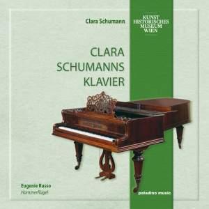 Clara Schumann's Piano