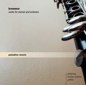 Krommer: Works for Clarinet & Orchestra Product Image