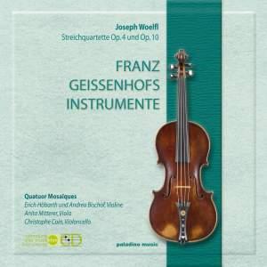 Joseph Wolfl: String Quartets Product Image