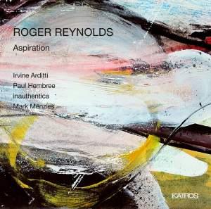 Roger Reynolds: Aspiration Product Image