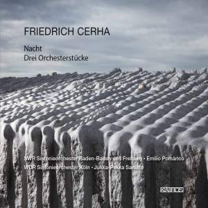 Friedrich Cerha: Nacht & Drei Orchesterstücke Product Image