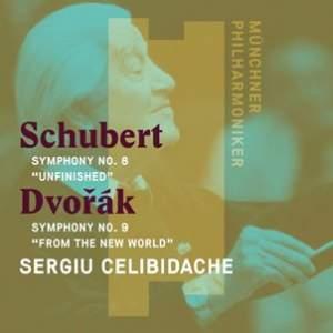 Schubert: Symphony No. 8 in B Minor, Dvorak: Symphony No. 9