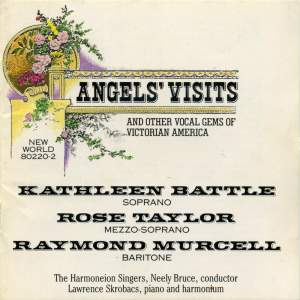 Angels' Visits and other vocal gems of Victorian America