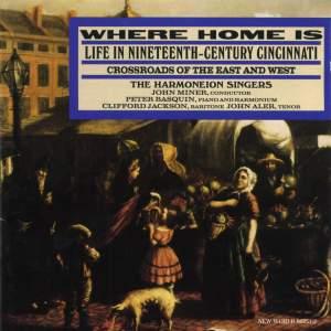Where Home Is: Life in 19th-Century Cincinnati