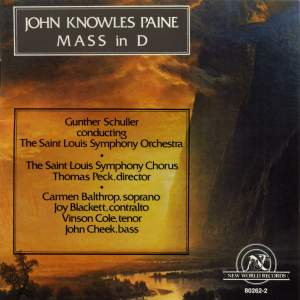 Paine: Mass in D