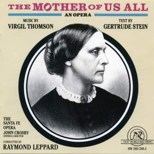 Thomson, V: The Mother of Us All