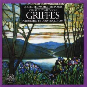 Charles Tomlinson Griffes: Collected Works for Piano Product Image
