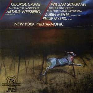 George Crumb & William Schuman: Orchestral Works