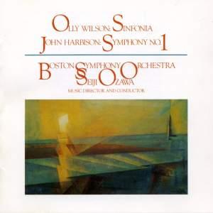 Wilson: Sinfonia & Harbison: Symphony No. 1