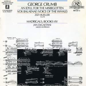 George Crumb: An Idyll for the Misbegotten