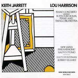 Lou Harrison: Piano Concerto