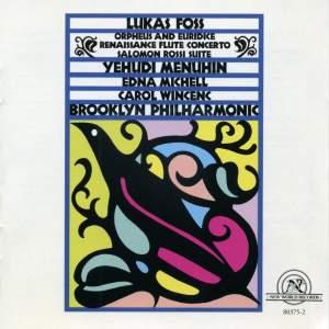 Lukas Foss: Renaissance Concerto