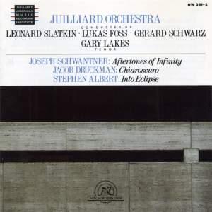 Juilliard Orchestra play Stephen Albert, Jacob Druckman & Joseph Schwanter