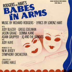 Rodgers, R: Babes In Arms