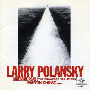 Polansky: Lonesome Road (The Crawford Variations)