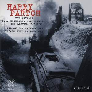 Harry Partch Volume 2