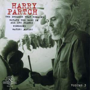 Harry Partch Volume 3
