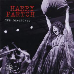 Harry Partch Volume 4