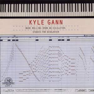 Kyle Gann - Nude Rolling Down an Escalator