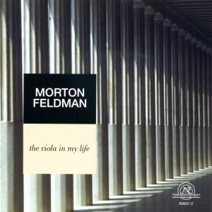 Feldman: The Viola in My Life